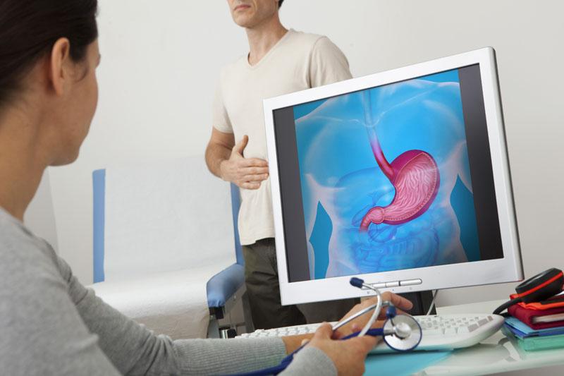 Consulta aparato digestivo en Madrid