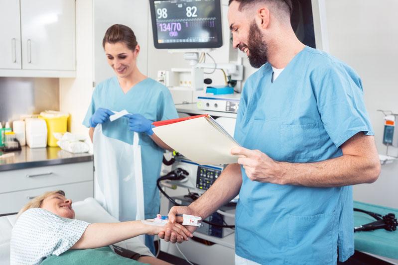 Gastroscopia en Madrid